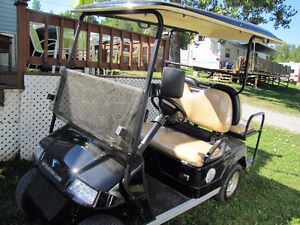 2012 AGT Electric Golf Cart just like new!!