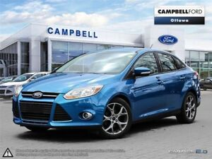 2014 Ford Focus SE AUTO-AIR-ONLY 42,000 KMS