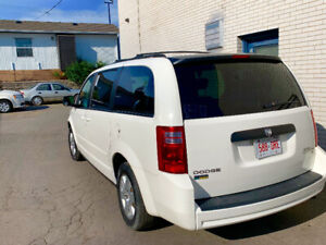 2010 CARAVAN ACCIDENT FREE SAFETY +2 YEARS WARRANTY 232000 KM's