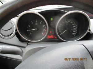 2010 Mazda Mazda3 Grey Sedan