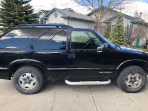 2002 Chevy Blazer for Sale!