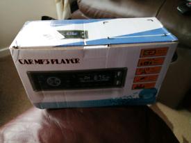 Car Bluetooth stereo