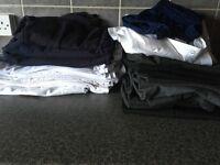 Free bundle boys school uniform clothes 7-9yrs