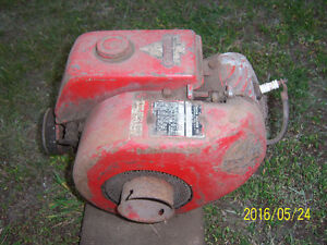 Old 2 cycle Clinton gas motor
