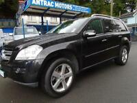 2008-Mercedes-Benz GL320 3.0CDI auto 4 matic