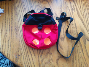 Childrens backpack harness