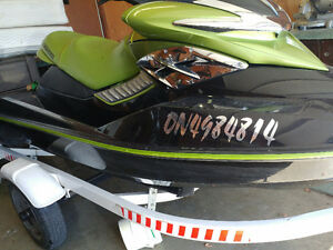 2004 Sea Doo RXP Supercharged Bombardier