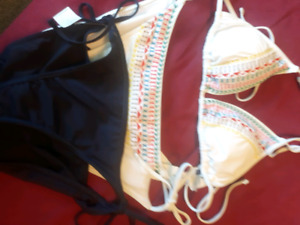 GAP Bikini- new with Tags - 2 pairs of bottoms