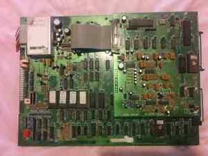 Congo Bongo pcb board