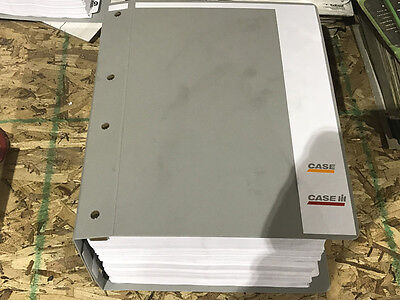 Case 621b721b Service Manual Parts Catalog. 6t-590 6t-830 Engine Included.