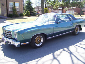 1977 Monte Carlo For Sale