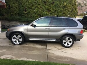 2005 BMW X5 4.4i Sport Package SUV, Crossover