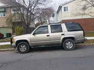 SOLD   2000 Chevy Tahoe z71