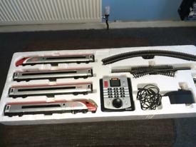 Horby 00 gauge train set