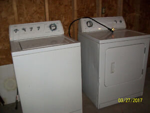 washer and dryer plus stove for $ 200 or OBO