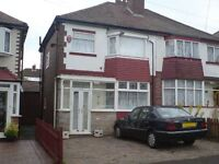 THREE BED SEMI _DETACHED HOUSE IN KINGSTANDING: EASY ACCESS INTO CITY CENTRE: ONLY £650 .00 PCM