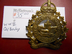 Military Cap Badges London Ontario image 5