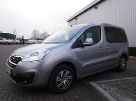 Peugeot Partner 1.6 HDi Tepee Left Hand Drive(LHD)
