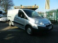 adc11e7695a498 2013 Citroen Dispatch 1200 2.0 HDi 125 H1 Van Enterprise 6 door Panel Van
