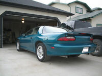 1995 Chevrolet Camaro Z28 Coupe (2 door)