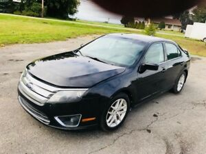 Ford Fusion SEL AWD 2010   Financement 100% Approuvé !