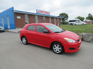 2009 Toyota Matrix 5speed manual $66 Payment