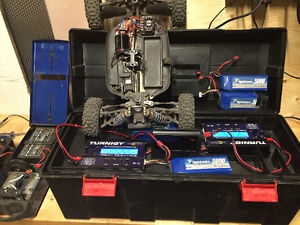 ALL of my RC stuff and truggy/buggy sale