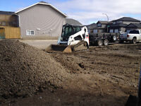 SKID-STEER SERVICES***FAST,AFFORDABLE, RELIABLE