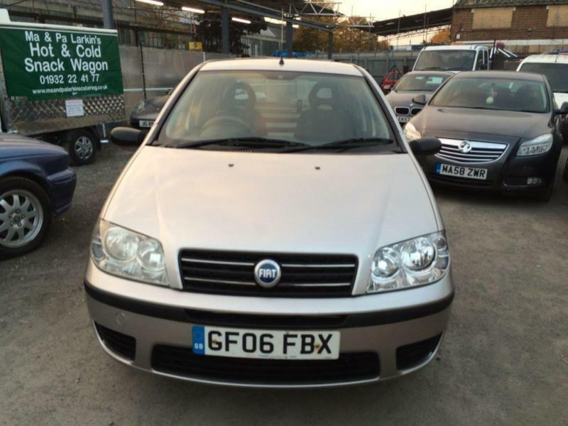 2006 Fiat Punto 1.2 Active 5dr 5 door Hatchback