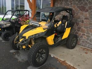 2013 Can-Am Maverick XMR