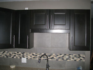 REDUCED!!  Kitchen Cabinet Doors - Solid Wood Kitchener / Waterloo Kitchener Area image 1