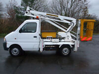 .2002/52.Suzuki Super-Carry.PICK UP TELLY/HOIST 1.3 PETROL