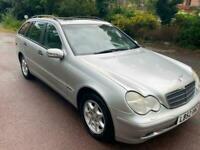 2003 Mercedes-Benz C Class C180K Classic SE 5dr Auto Estate Petrol Automatic