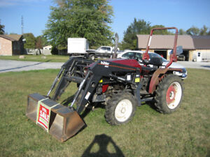 yinma compact tractor