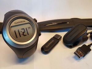 Garmin 405 GPS watch