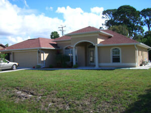 Beautiful house for rent near the beach on Florida's Gulf Coast