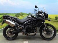 Triumph Tiger 800 XC ABS *Low mileage very clean example!*