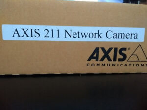 Camera Ip Axis 211 poe