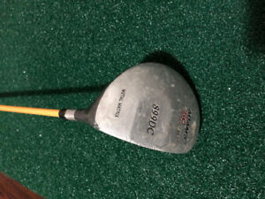 Golf club - Adams driver - right