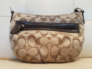 Brown Coach Purse - REDUCED
