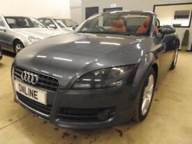 AUDI TT TFSI, Grey, Manual, Petrol, 2007