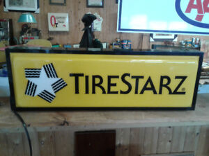 TireStarz double sided light