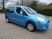 Citroen Berlingo Multispace VTR Constables Wheelchair Disabled Accessible Car