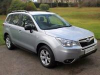 2014 (14) Subaru Forester 2.0D X 5dr 4WD