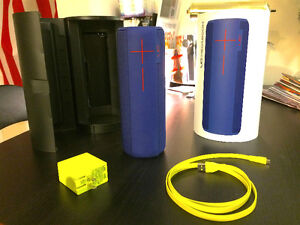 UE Megaboom Waterproof Wireless Bluetooth speaker