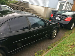 2002 Pontiac Grand Prix Berline