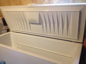 Two 21.7 GE Chest Freezers - Like New - 6' long - $550 each