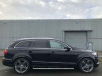 63 2013 Audi Q7 3.0TDI ( 245ps ) Tiptronic quattro S Line Plus 7 Seats