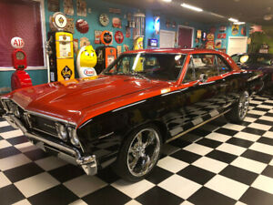 Pontiac Beaumont 1967 Show Car!
