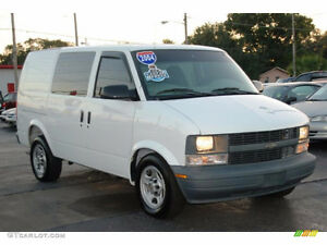 2004 Chevrolet Astrovan PARTS FOR SALE- ENGINE+ TRANNY INCLUDED